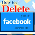 How Can You Delete A Facebook Account