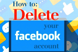 Facebook Account Deletion form