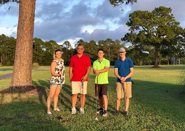 Bayou Vista Golf Course Gulfport