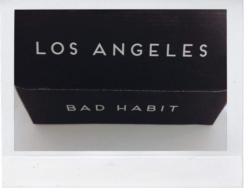 Review + Swatches: Bad Habit Beauty -  Rosé Highlight Collection
