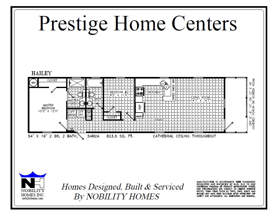 Prestige Home Centers Florida Manufactured Homes 2017