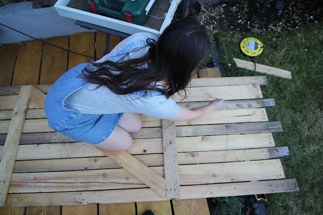 making an arched gate DIY