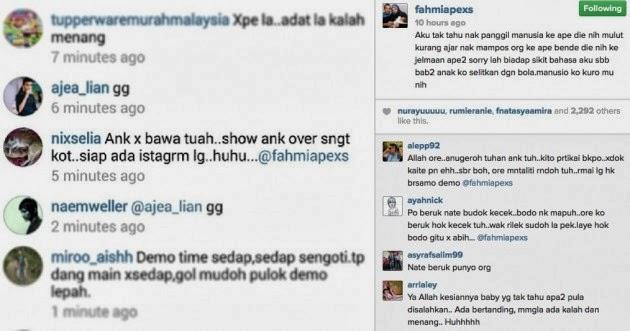 Khairul Fahmi Kecewa Anak Dikaitkan Dengan Kekalahan Kelantan