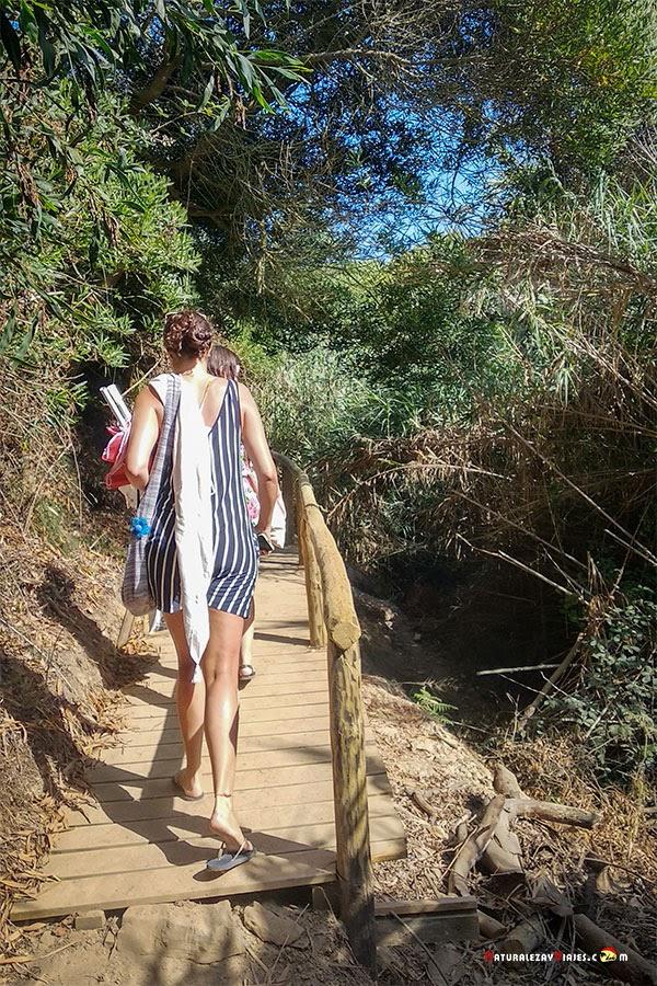 Praia Amalia, Alentejo