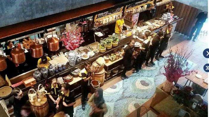 Two Stories Resto Dan Cafe Yang Berada Di Kota Bogor Dengan Nuansa
