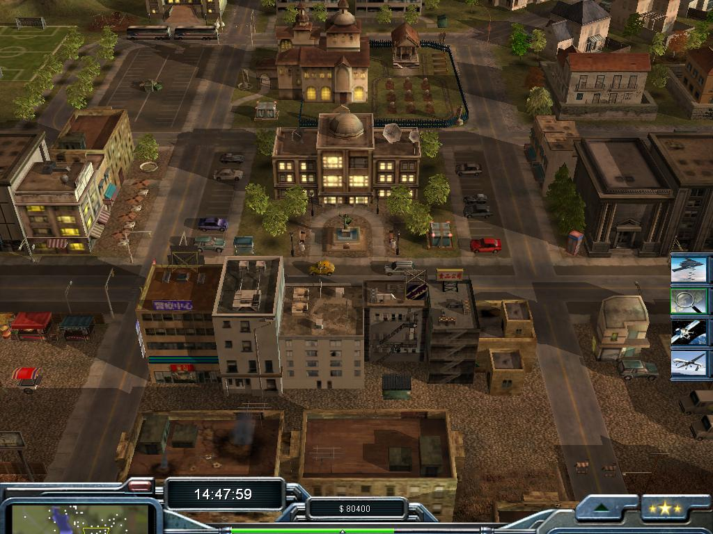 Command and Conquer Generals Zero Hour PC Game 2003 Overview