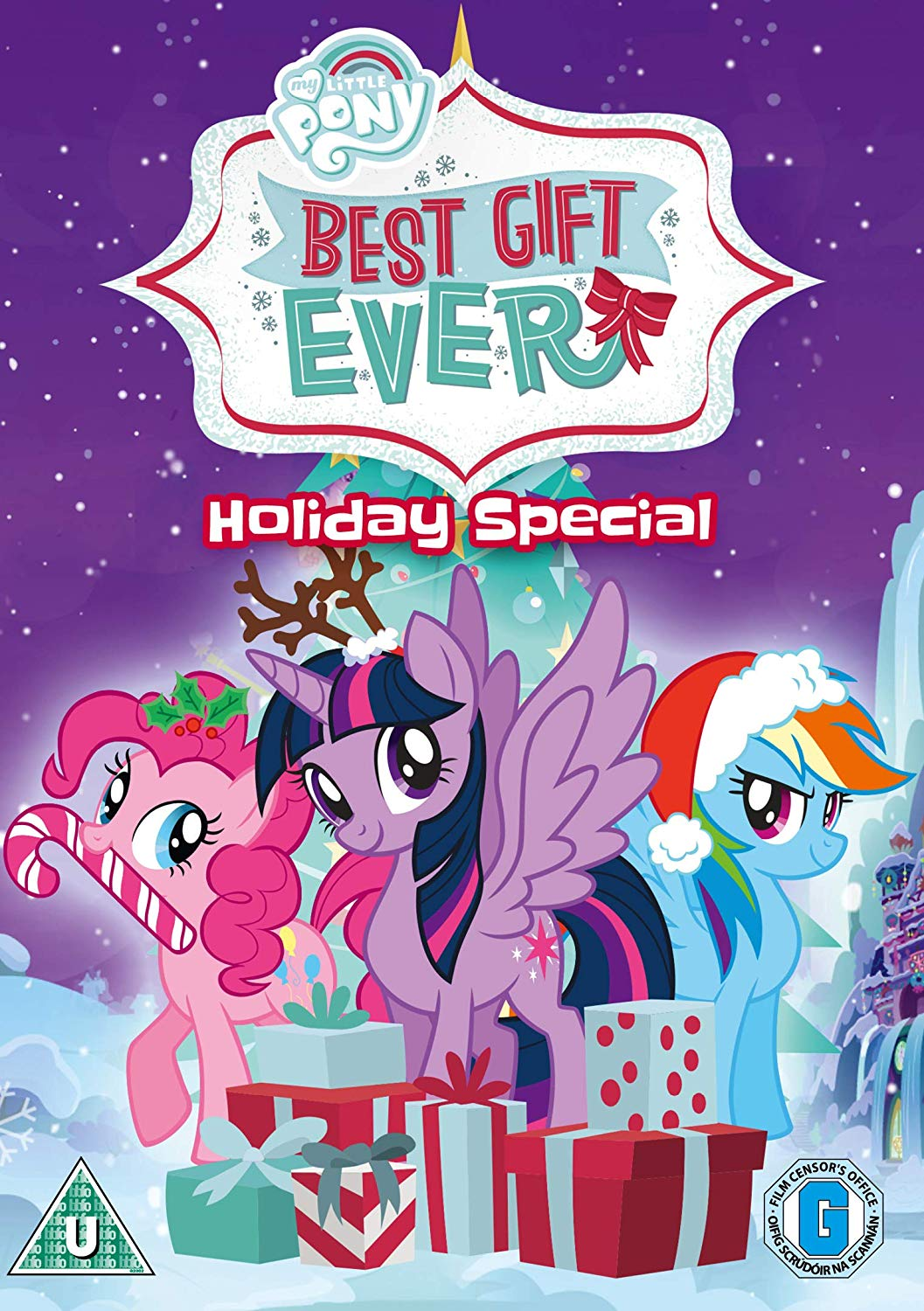 Equestria Daily - MLP Stuff!: My Little Pony - The Best Gift Ever ...