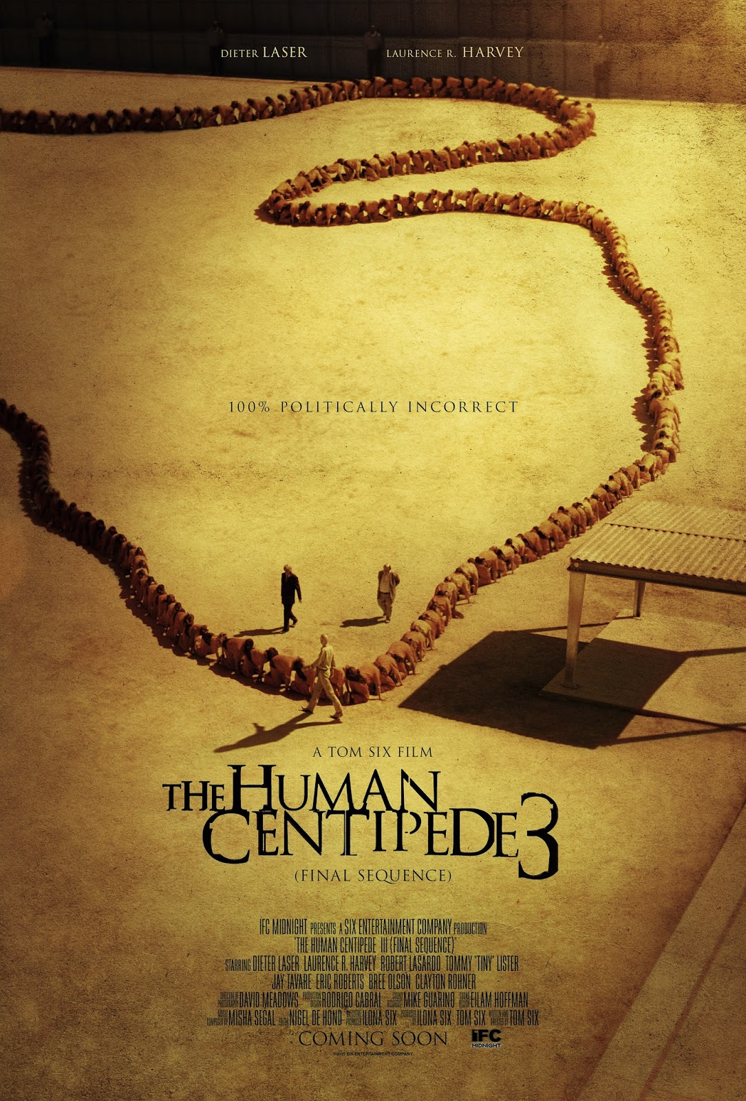 The Human Centipede III 2015 - Full (HD)