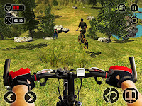 Download Uphill offroad bicycle rider Apk Mod Full Track Terbaru For Android
