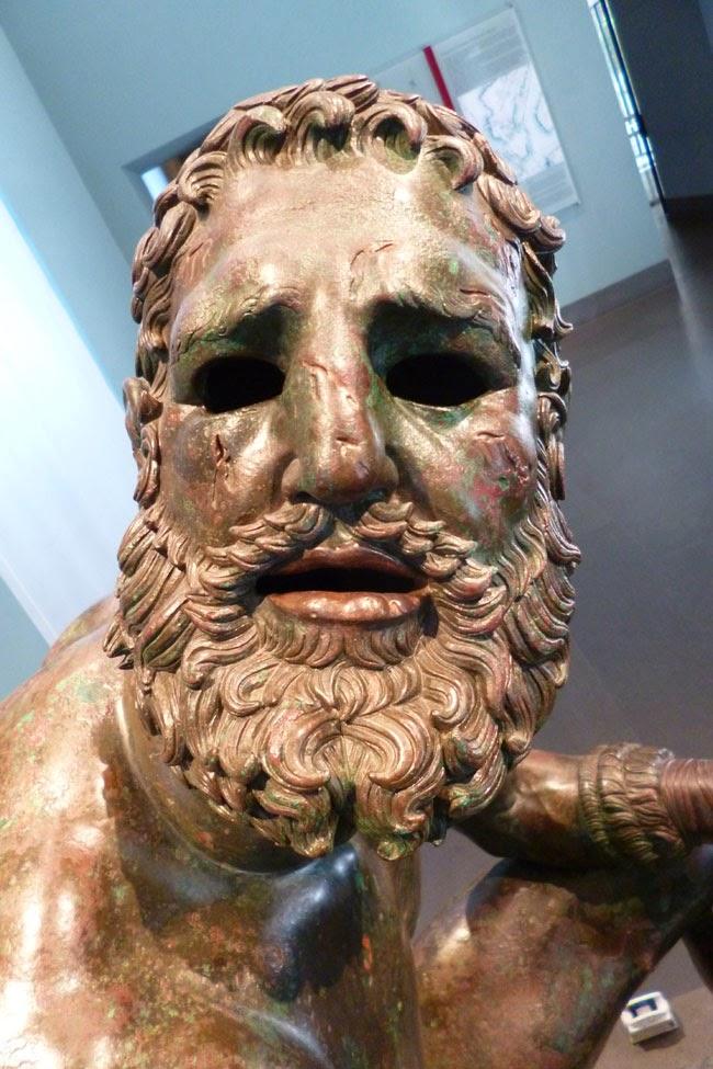 pugilista museu roma1 - Palácio Massimo, Museu de Roma