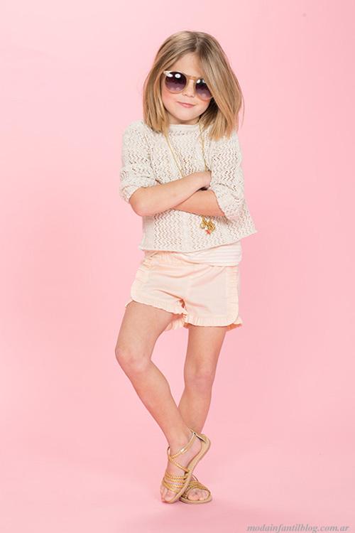 ropa niñas pioppa primavera verano 2014