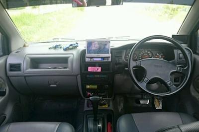 Interior Dashboard Isuzu Panther Touring Prefacelift