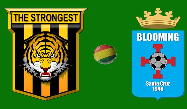 En vivo The Strongest vs. Blooming - Torneo Apertura 2018