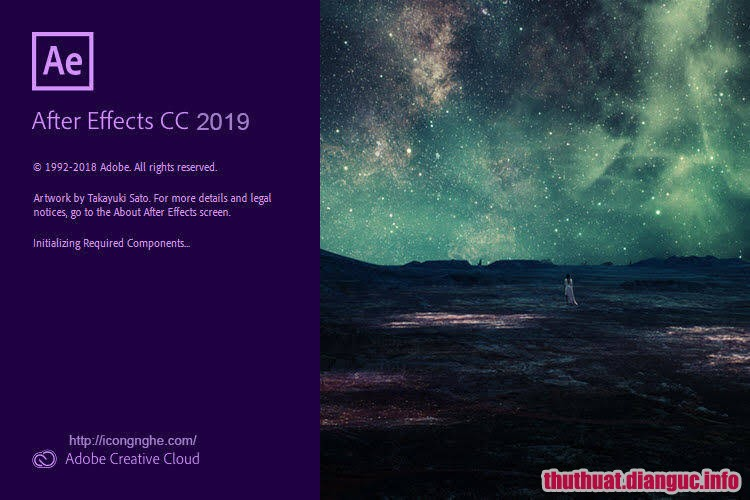 Download Adobe After Effects CC 2019 v16.1 Full Cr@ck