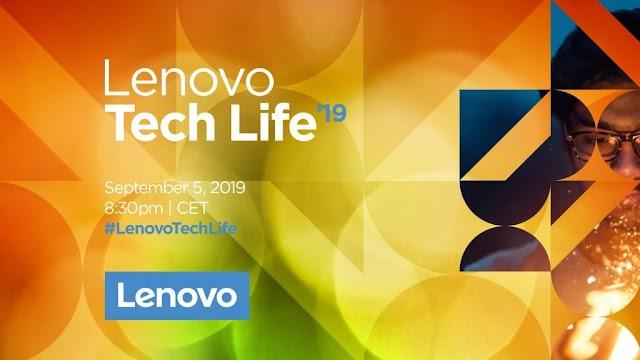 [ IFA 2019 ] Deretan Produk Canggih Lenovo di event Lenovo Tech Life 19