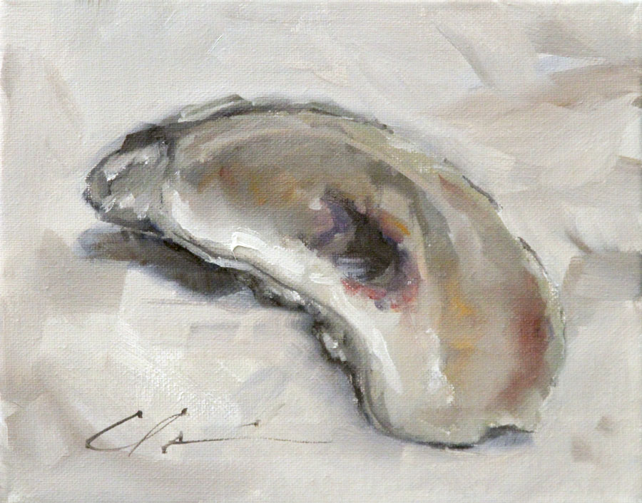 Clair Hartmann Daily Painting: January 2013