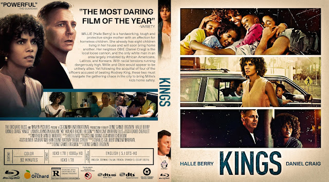 Kings Bluray Cover
