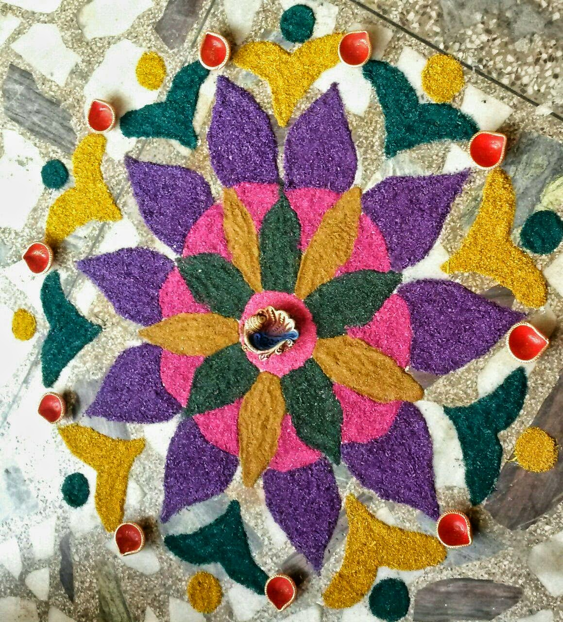 Rangoli Diwali Collection 30