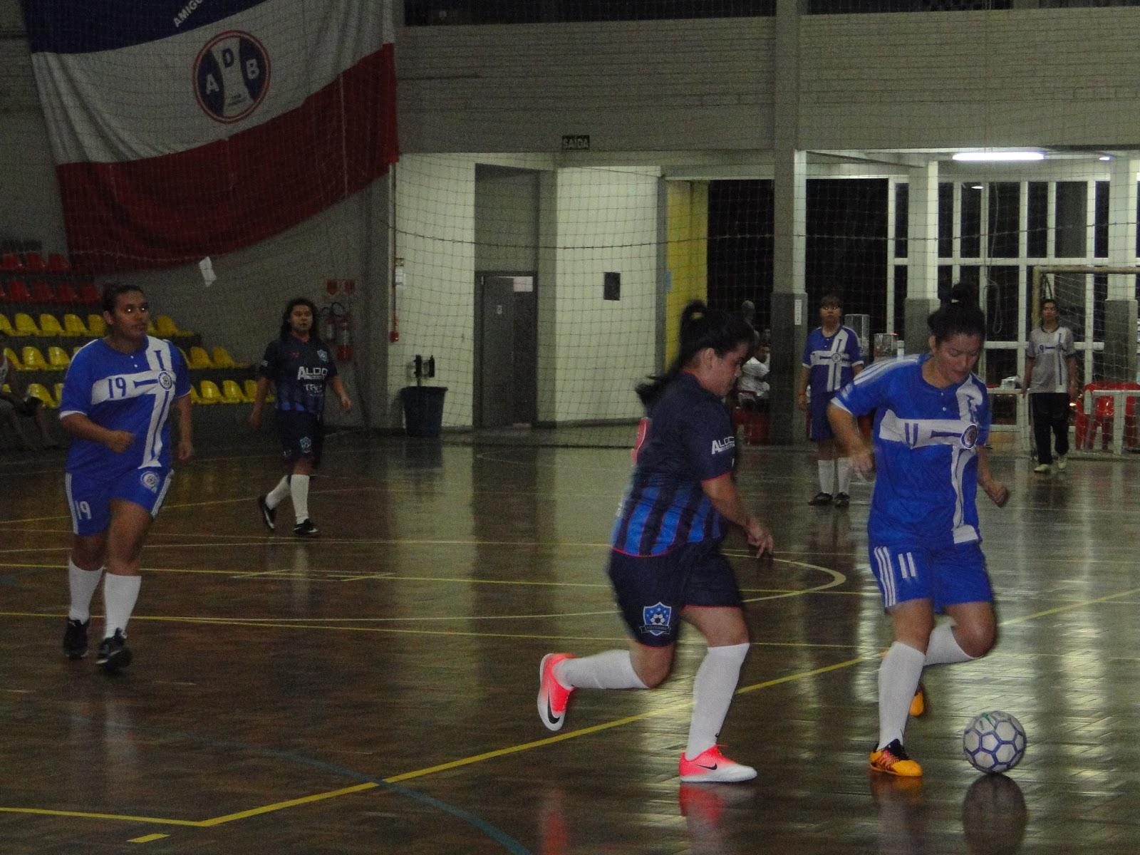 Classificação no Futsal Feminino só será definida na última rodada. Com bom  futebol 6c1df9d1199ae