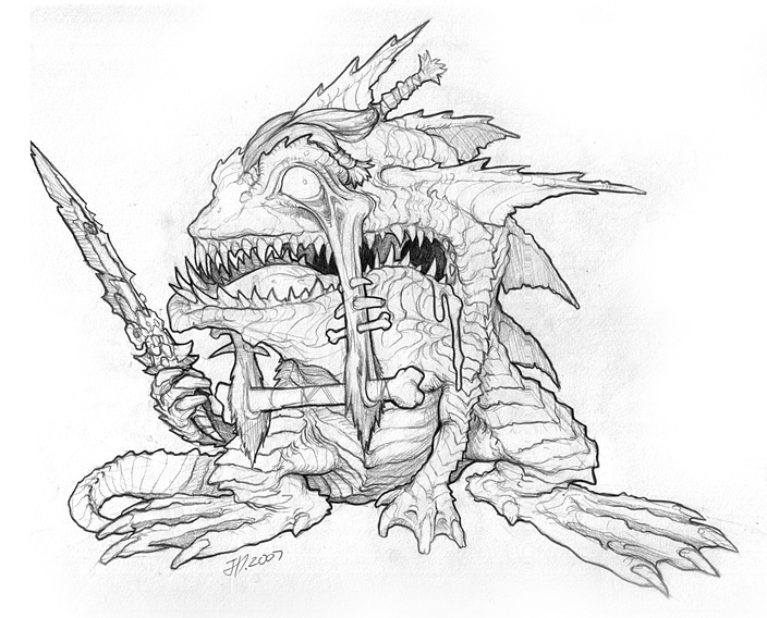 Polidorus Rex Wrath Of The Lich King Creature Concepts