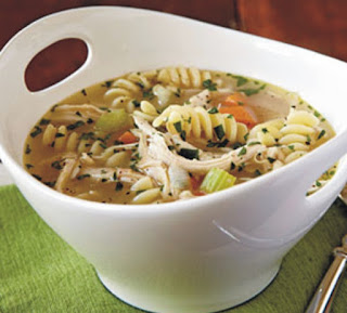 Healthy Chicken Noodle Soup Recipe – Quick and Easy