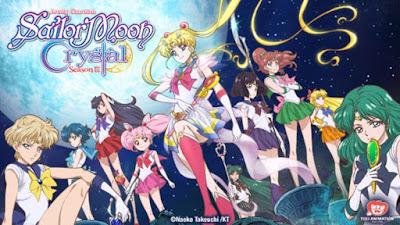 Ver Sailor Moon Crystal Temporada III: Death Busters - Capítulo 31