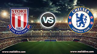 مشاهدة مباراة تشيلسي وستوك سيتي Chelsea vs stoke city بث مباشر بتاريخ 30-12-2017 الدوري الانجليزي