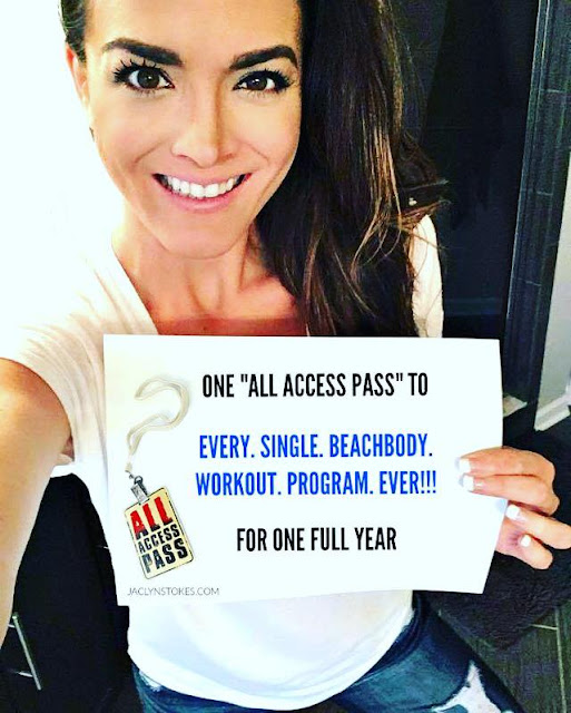 all access beachbody ondemand challenge pack