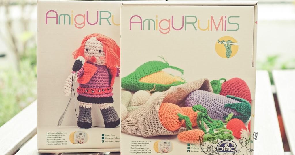 Comprar Kit Amigurumi Dmc : ?Todo en uno con los Kits de amigurumi de DMC ...