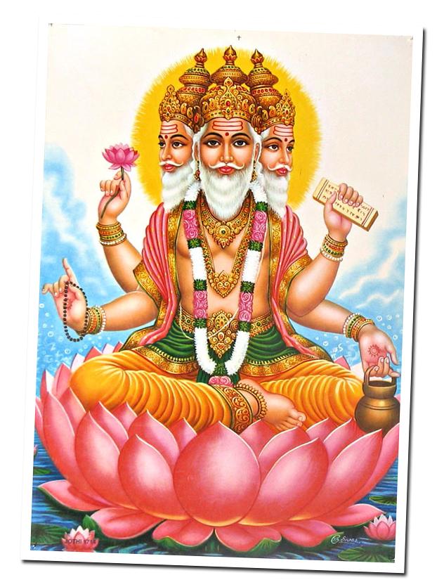 Hinduismo c mo identificar los principales dioses indian - Principios del hinduismo ...