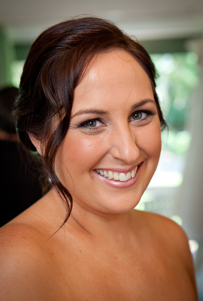 Cairns Hair And Makeup Artistry: Finesse Makeup: Wedding Makeup Mission Beach