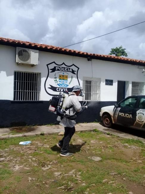 Prefeitura de altos intensifica ações ao combate do covid-19