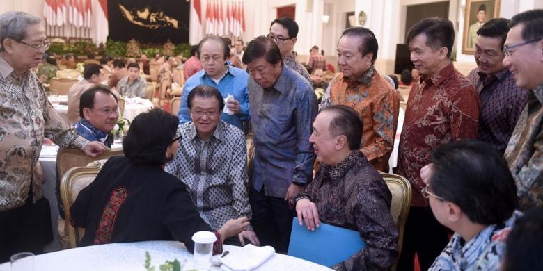 "Tax Amnesti Berjalan Sukses, Sri Mulyani Langsung ""Dikepung"" Para Konglomerat"