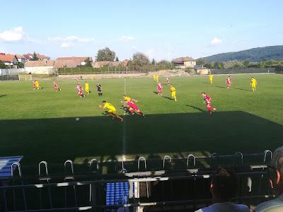 Liga 3: Toata inregistrarea partidei Gaz Metan II - FC Harman