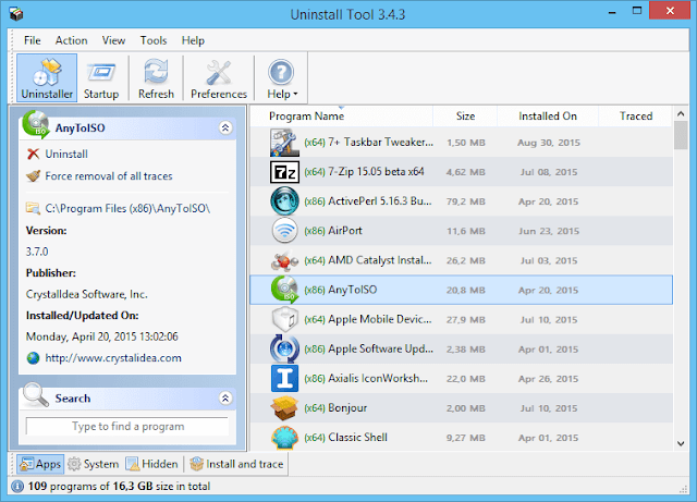 Uninstall Tool Free Download