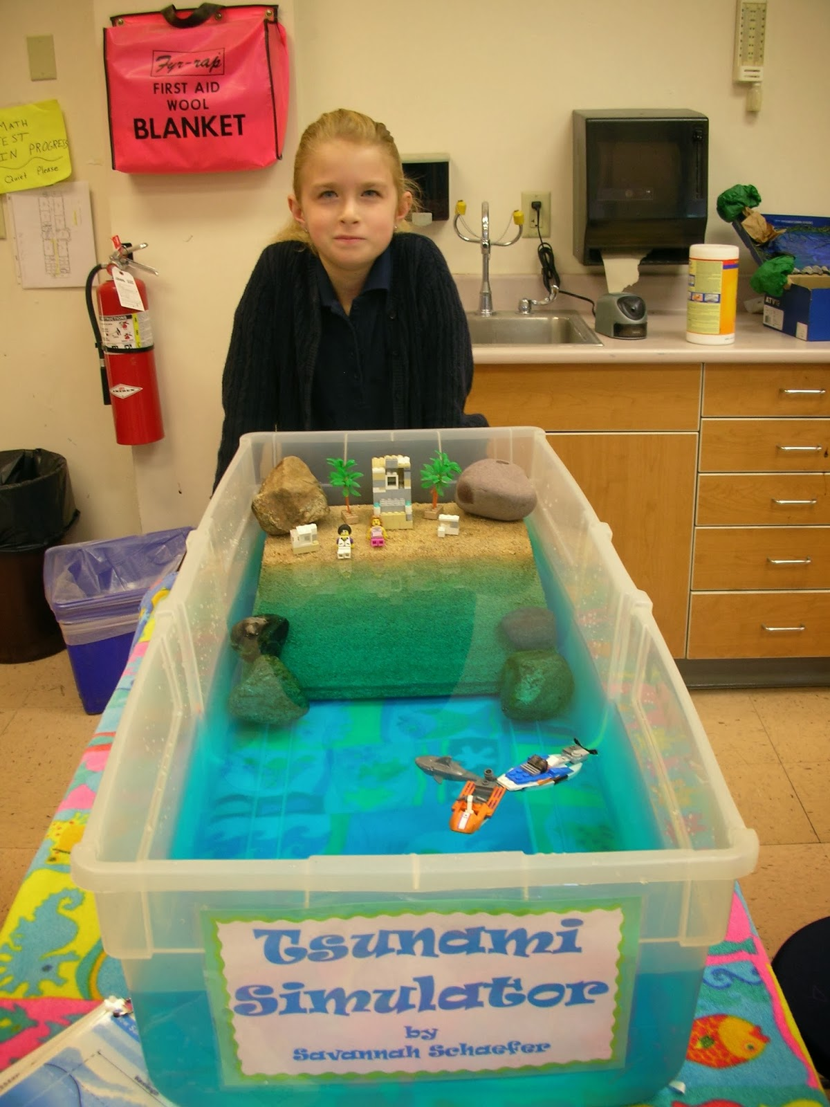 Villa Augustina Ms Science And Math Ocean Projects