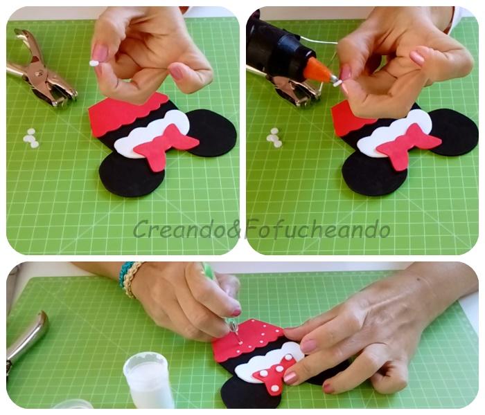 Lunares-cupcake-Minnie-en-goma-eva-creandoyfofucheando