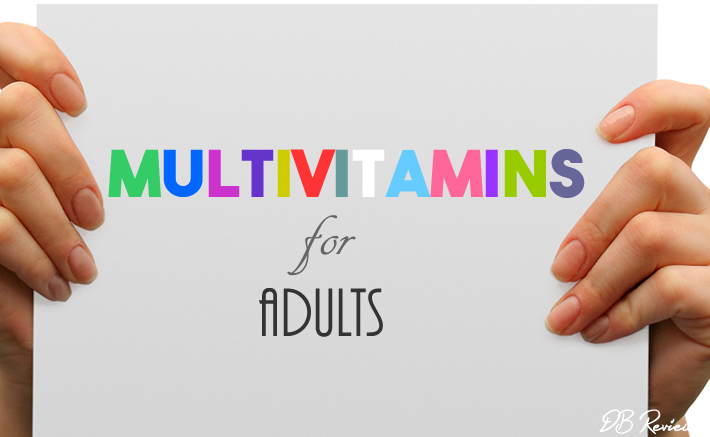 Multivitamins for Adults