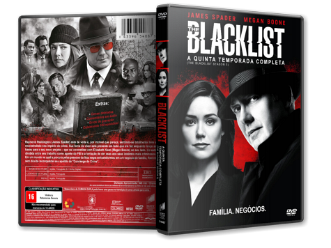 The Blacklist: 5ª Temporada
