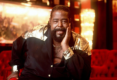 ¡Recordemos a gran Barry White!