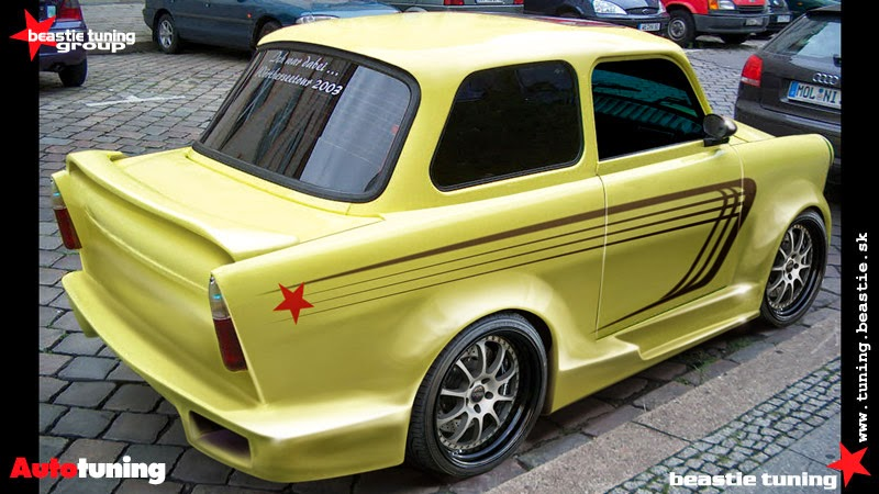 trackmania project forever new car pack trabant yop tuning. Black Bedroom Furniture Sets. Home Design Ideas