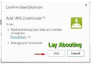 Add APK Downloader