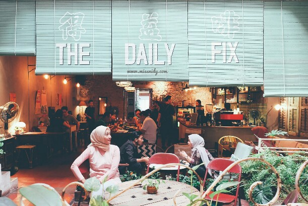 the daily fix cafe melaka