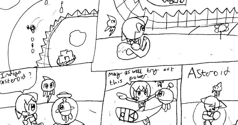 Hyperforce Adventures: J5's Lost World: Indigo Asteroid!