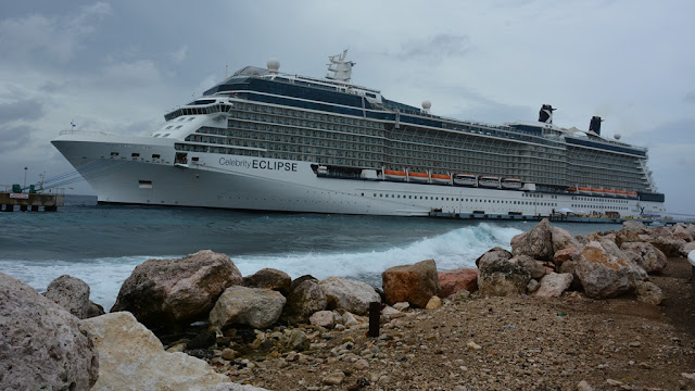 Willemstad Curacao Celebrity Eclipse