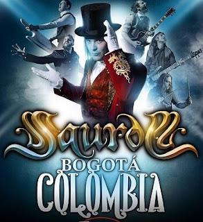 SAUROM en Bogotá 2018