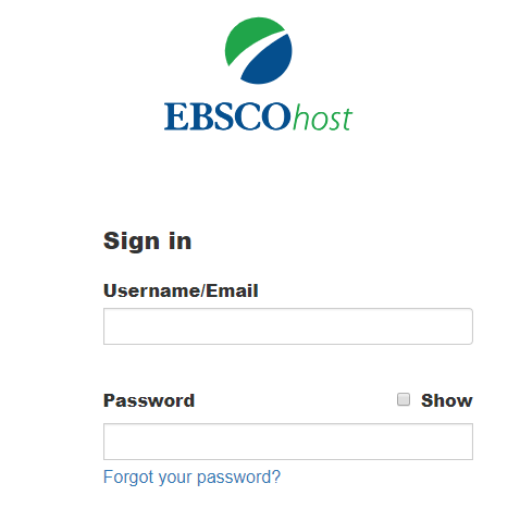 Digital Library: Problems accessing folders in DISCOVER/EBSCO