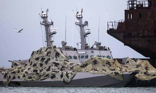 navele militare ucrainene