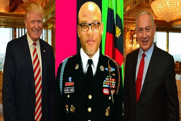 Will US President Elect Donald Trump To Work With Israel To Liberate Biafra!?