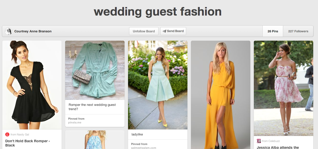 http://www.pinterest.com/ezzieanne/wedding-guest-fashion/